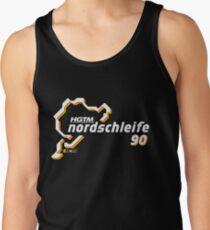 HGTM Nordschleife 90 logo black Tank Top