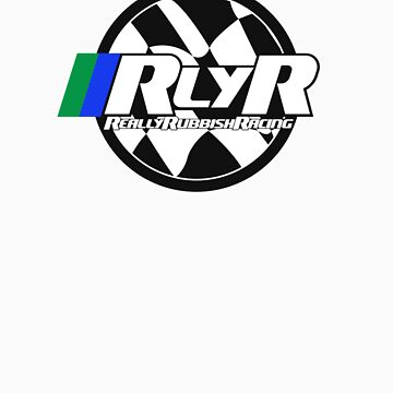 Really Rubbish Racing 2014 Club Crest by RlyRbshRacing