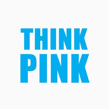 Think pink (but in blue) by ak4e