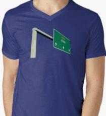 athina Mens V-Neck T-Shirt