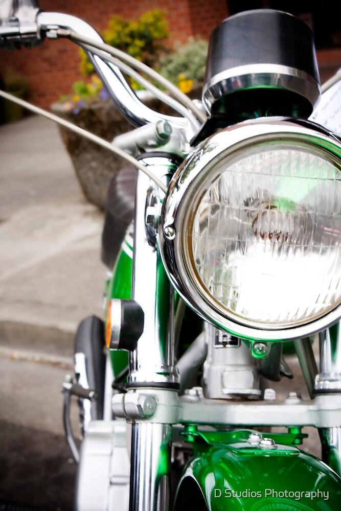« Green Machine » par D Studios Photography