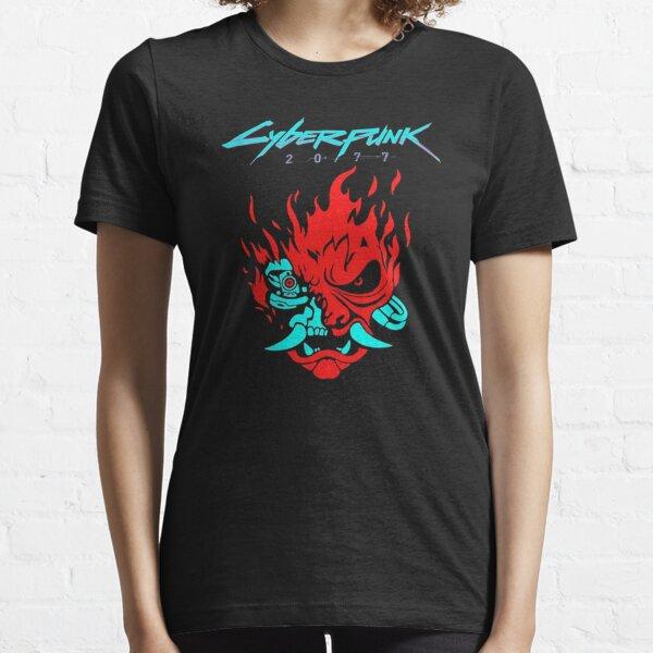 Cyberpunk T-shirt essentiel