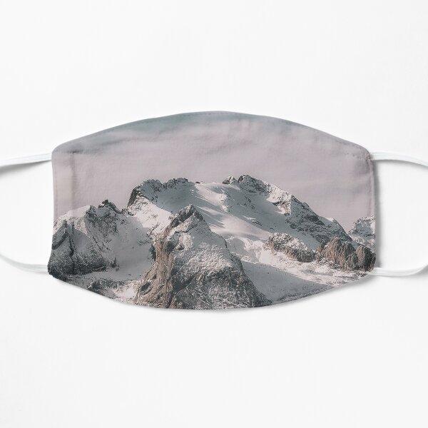 Snowy Mountain Mask