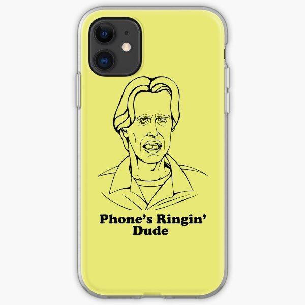 Phone's Ringin' Dude iPhone Soft Case