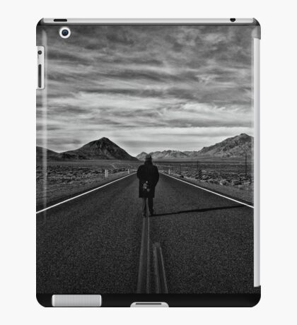 Journey Begins iPad Case/Skin