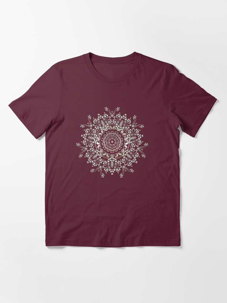 Alternate view of Delicate Nature Essential T-Shirt