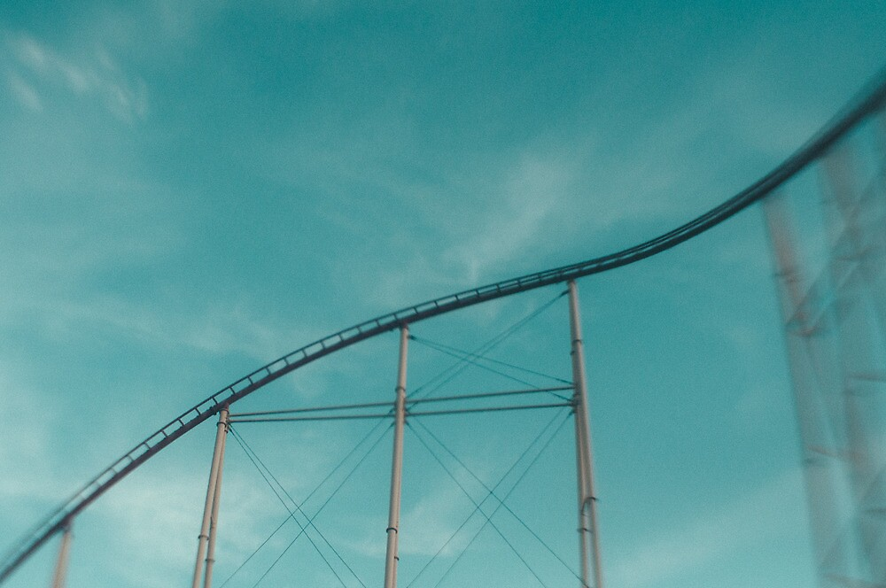 life is a rollercoaster ii by tara romasanta