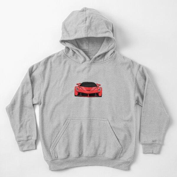 Ferrari LaFerrari Kids Pullover Hoodie