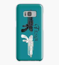 Warehouse 13 - Tesla Samsung Galaxy Case/Skin