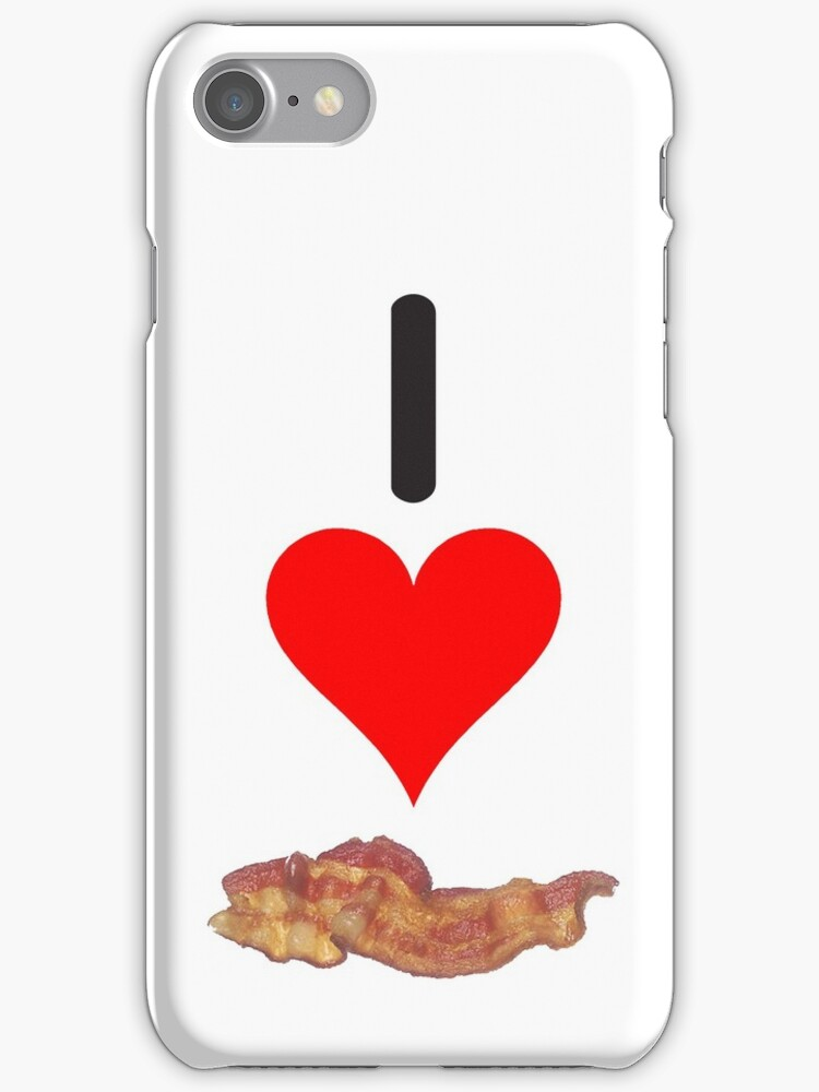 I heart bacon by carrington19