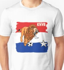 The Netherlands Quest for Brazil World Cup 2014  T-Shirt