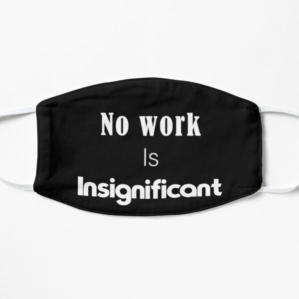 Labour Day quote Mask