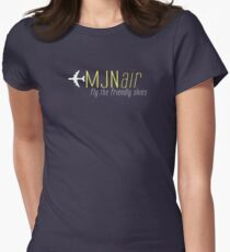 MJN Air Women's Fitted T-Shirt
