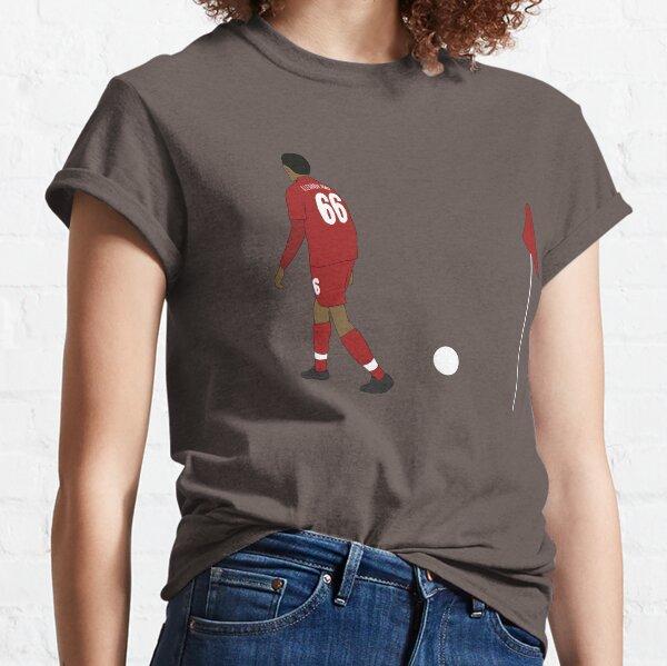 Liverpool Trent Alexander Arnold Corner Taken Quickly Classic T-Shirt