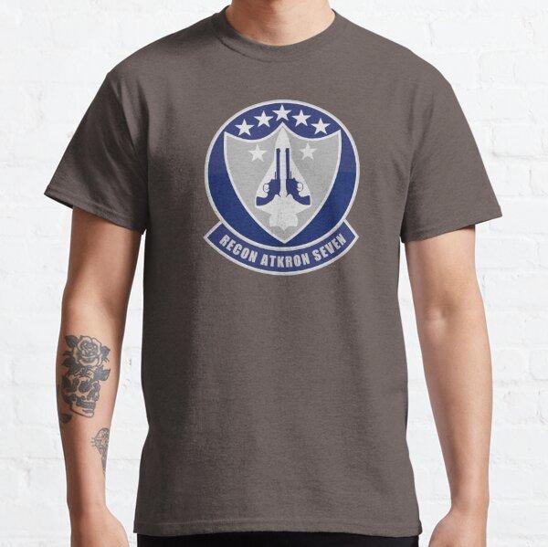 RA-5C Vigilante Patch - RVAH-7 Classic T-Shirt