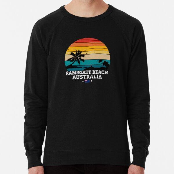 Ramsgate Beach AUSTRALIA Lightweight Sweatshirt