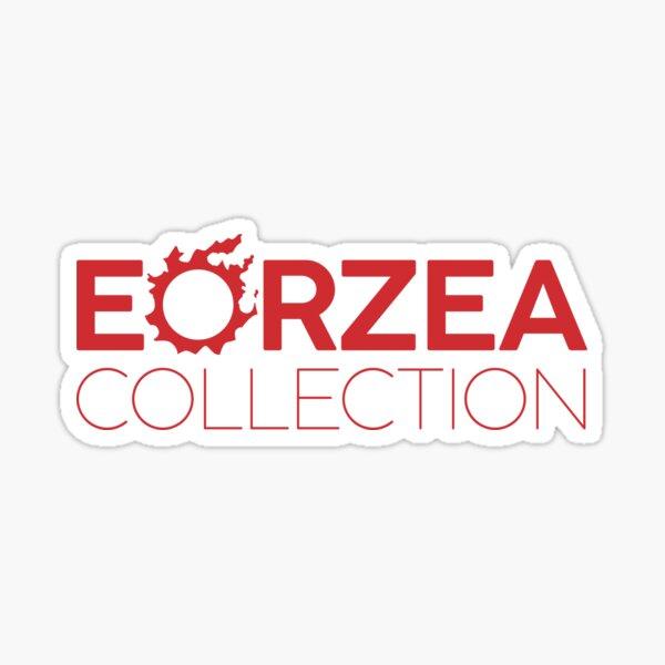 Eorzea Collection - Red Sticker