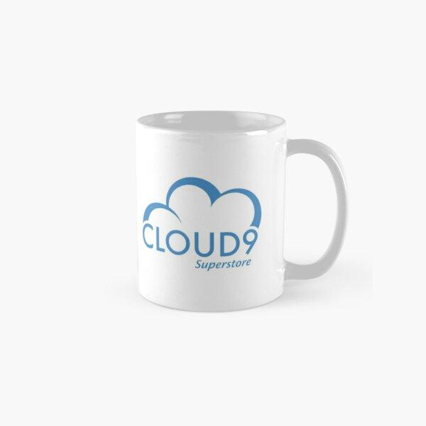 Cloud9 Superstore - bleu Mug classique
