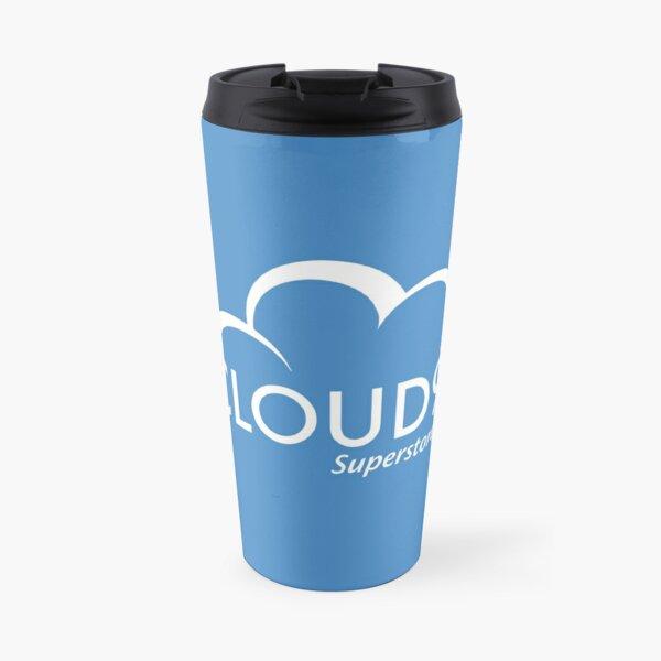 Cloud9 Superstore - white Travel Mug