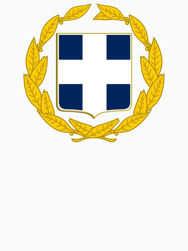 Emblema nacional de Grecia de abbeyz71