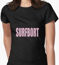 Surfbort Women's Fitted T-Shirt