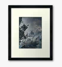 ©HCS Spring Layers HDRT Framed Print