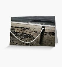 Family islands National Park Greeting Card