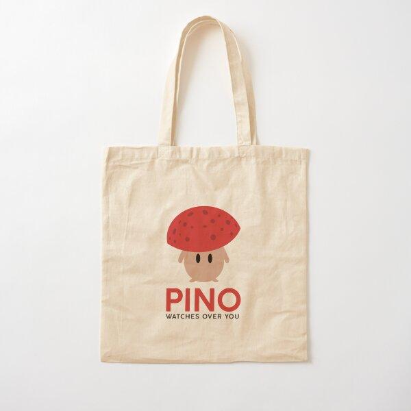 Pino Watches Cotton Tote Bag