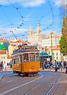 28. tram in Lisbon by terezadelpilar ~ art & architecture