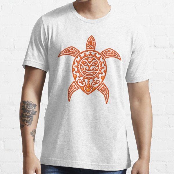 Maori Turtle Divinity Essential T-Shirt