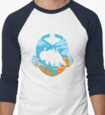 Team Avatar  Men's Baseball ¾ T-Shirt