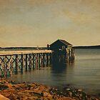 Pier by lumiwa