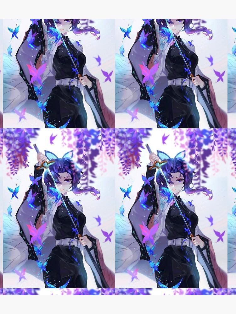 Shinobu Kocho Demon Slayer by EspressioDesign