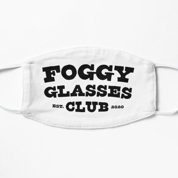 Foggy Glasses Club Est 2020 Funny Mask