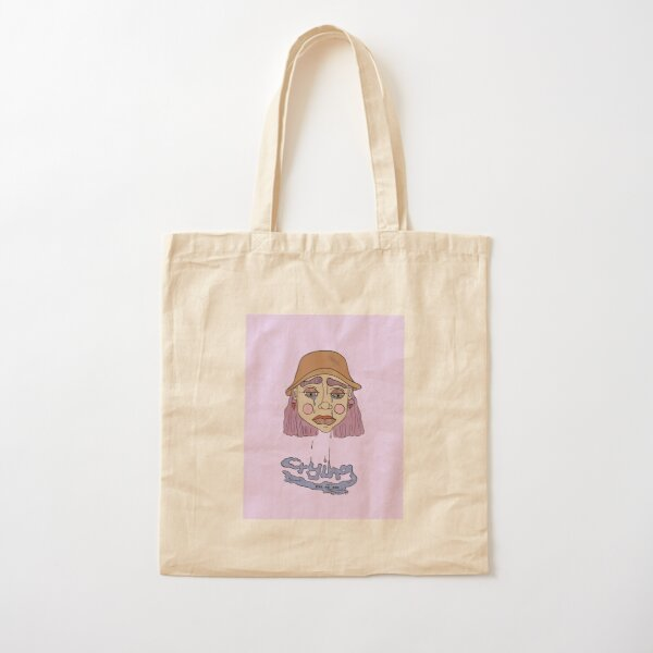 For No One Cotton Tote Bag