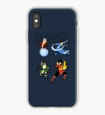 Minimalist Bending  iPhone Case