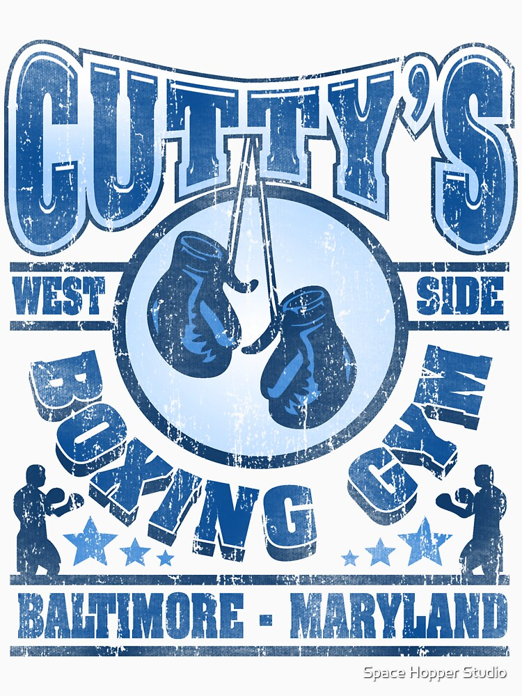 Cuttys Gym Distressed | Unisex T-Shirt
