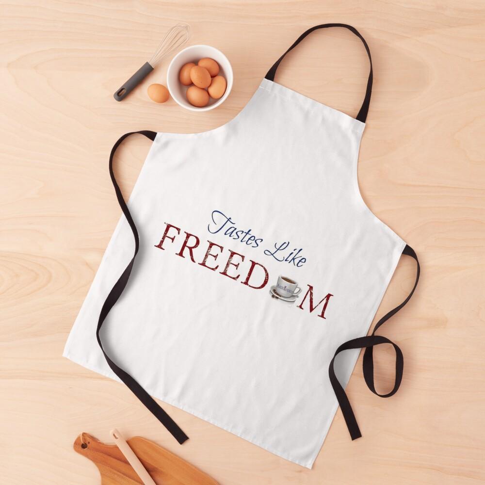 Sip Sip Freedom Apron