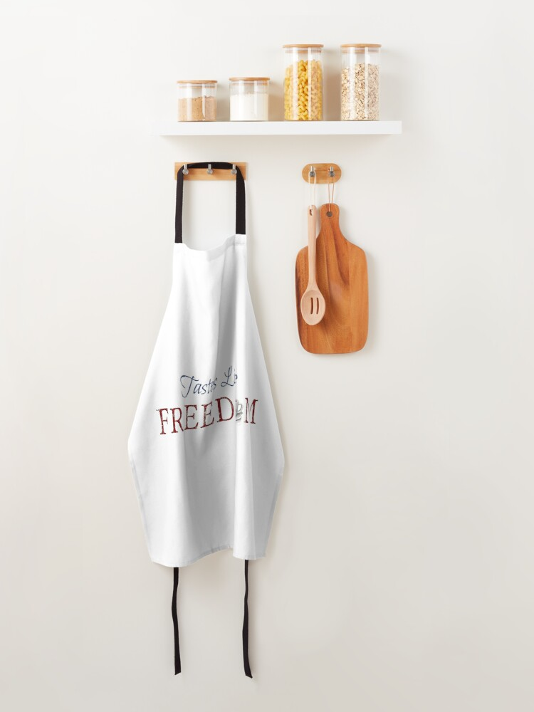 Alternate view of Sip Sip Freedom Apron