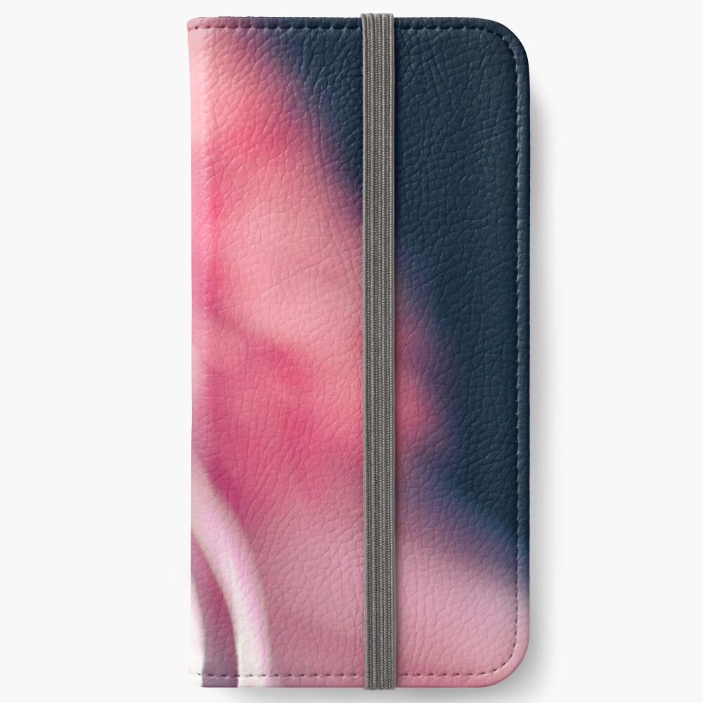 Flower Mystical iPhone Wallet