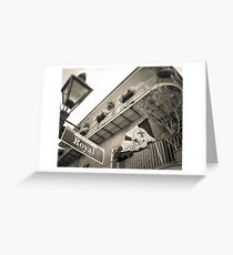 New Orleans Greeting Card