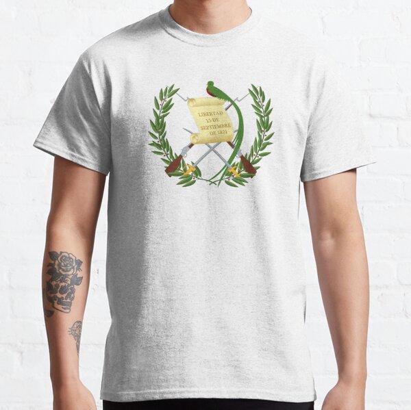 National Emblem of Guatemala  Classic T-Shirt