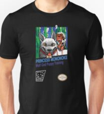 Princess Mononoke 8 Bit Style T-Shirt