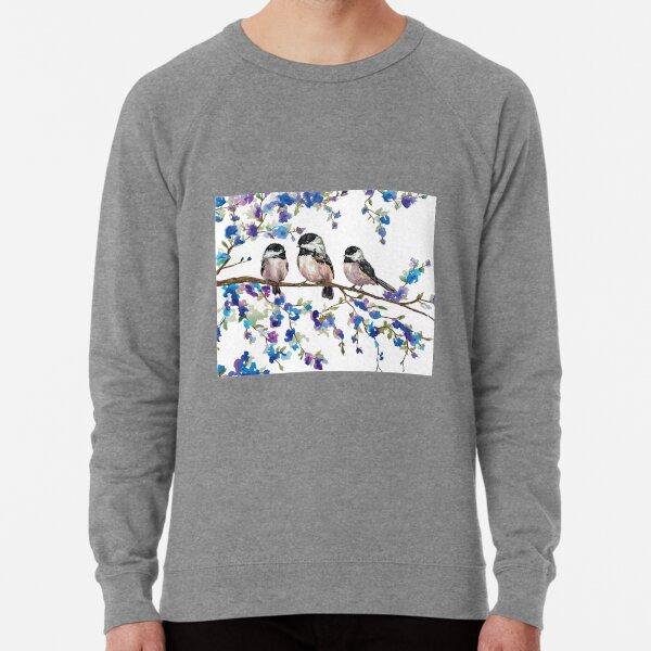Chickadees Lightweight Sweatshirt