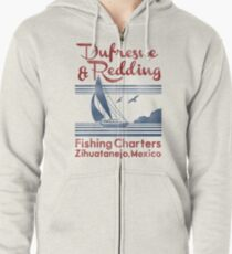Dufresne and Redding  Zipped Hoodie