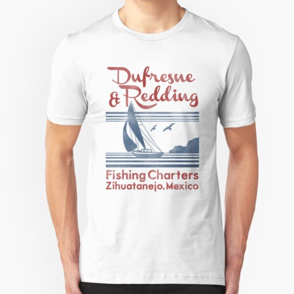 Dufresne and Redding  Slim Fit T-Shirt