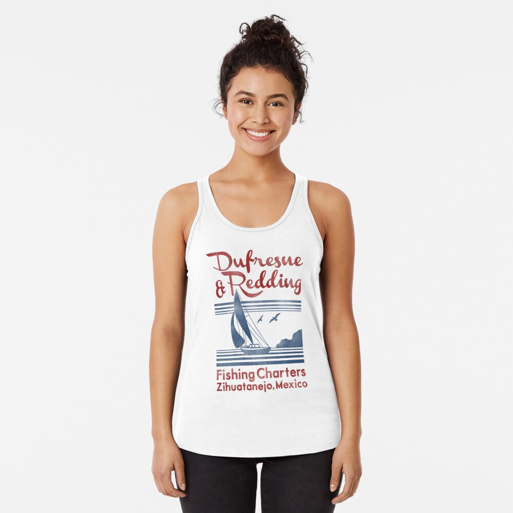 Dufresne and Redding  Racerback Tank Top
