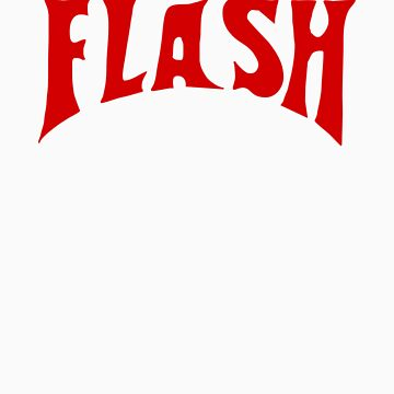 Flash Saves the World by 8balltshirts