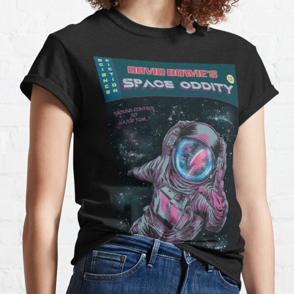 lost in space T-shirt classique