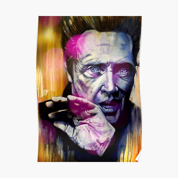 Christopher Walken Poster